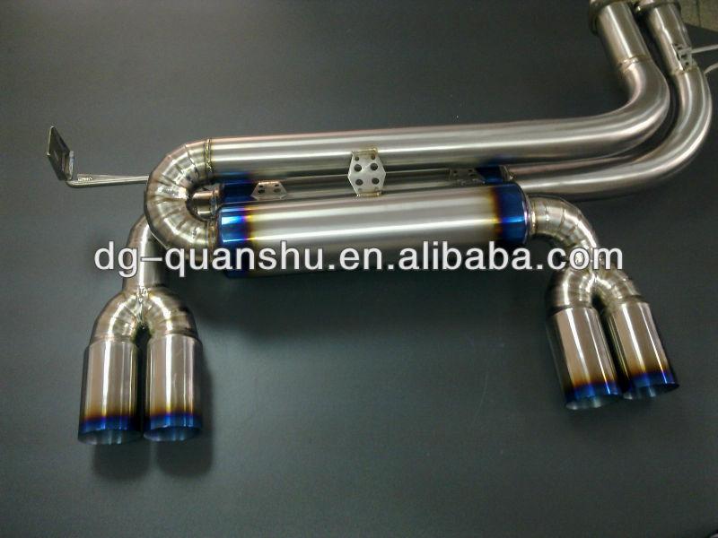 Uitlaat Voor Bmw E46 M3 Titanium Uitlaatdemper Buy