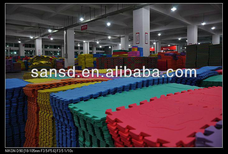 Eva Foam Wholesale Martial Arts Joudo Floor Cushion