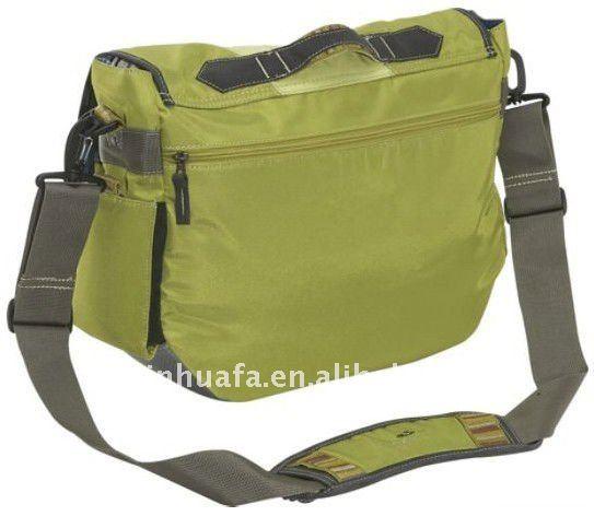 (XHF-SHOULDER-097) nylon shoulder messenger bag
