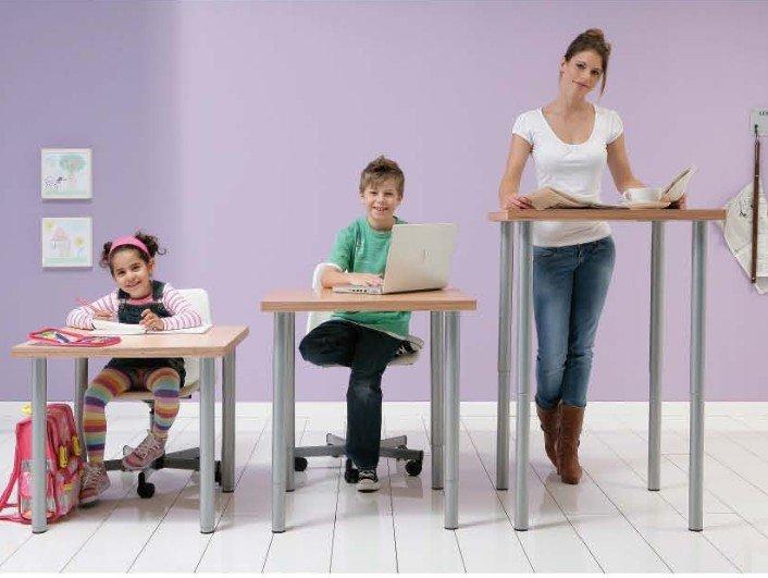 Height Adjustable Steel Table Legs Buy Height Adjustable Steel