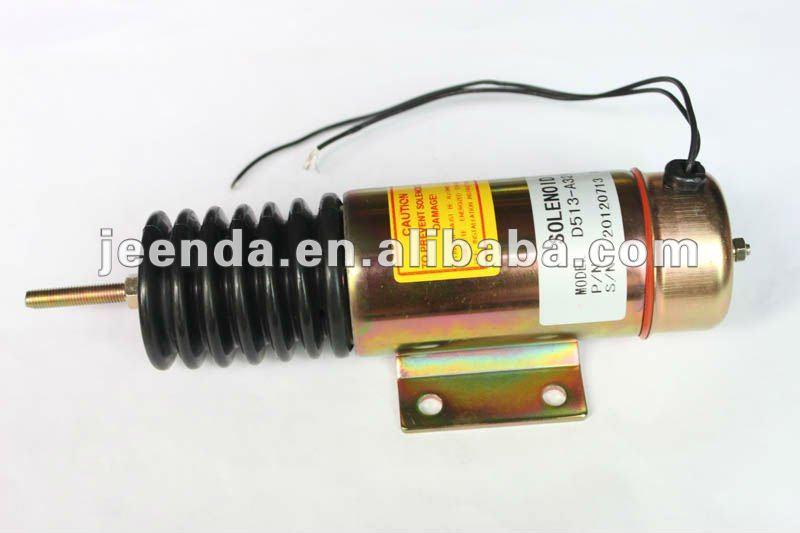 Throttle Solenoid D513