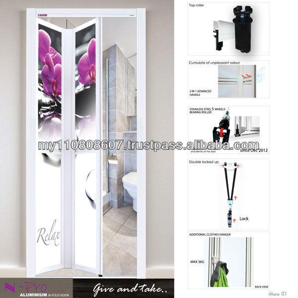 Bifold Door,Door,Toilet Door,Aluminium Door,Folding Door - Buy ...