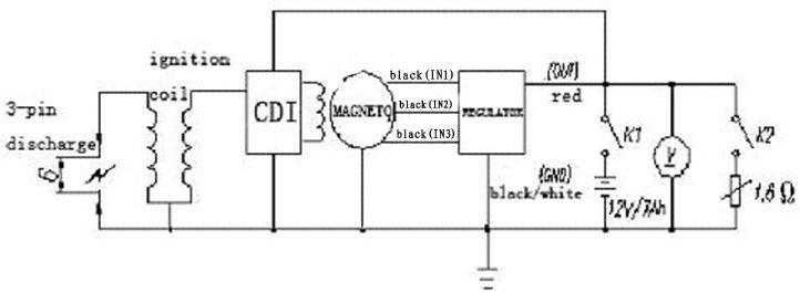 Gn125 Motorcycle Regulator Of Parts Buy: Suzuki Gn 125 Wiring Diagram At Bitobe.net