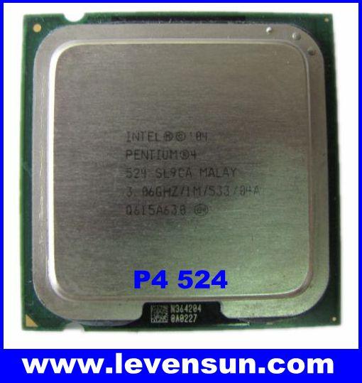 Intel pentium 4 524 sl8zz 3 06 ghz