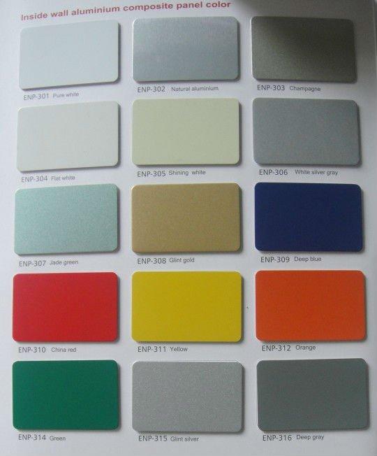Pvdf Aluminum Cladding Buy Aluminium Composite Panel