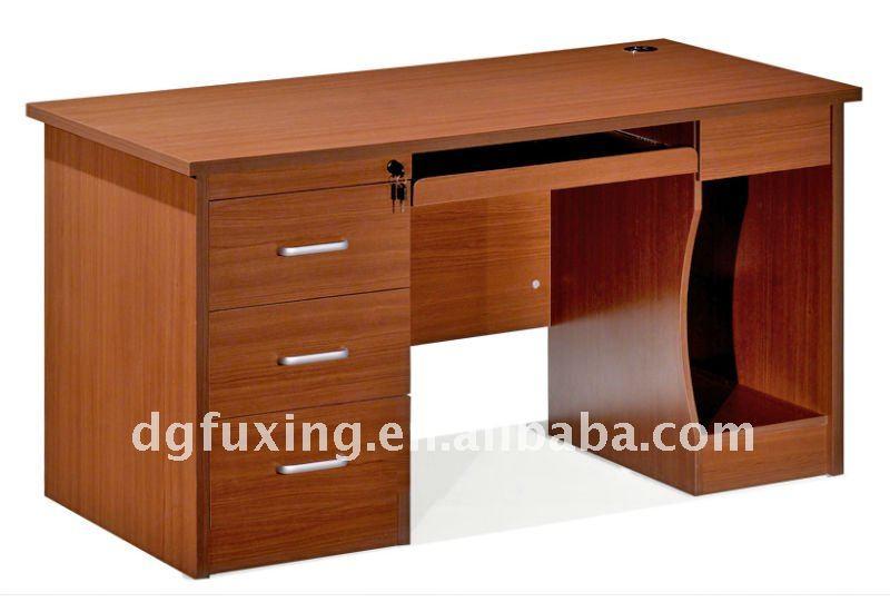 Simple Design Home Office Computer Desk Workstation,pine Wood Computer Desk Part 90