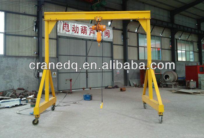 Mh Model A Frame Portable 2 Ton Mini Gantry Crane Buy 2