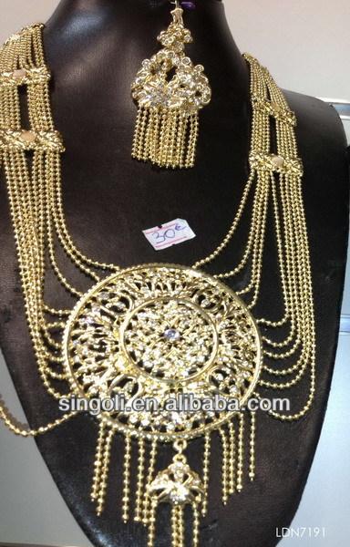 2014 China Supplier Vintage Rajasthani Kingly Luxury Pave Big Ruby ...