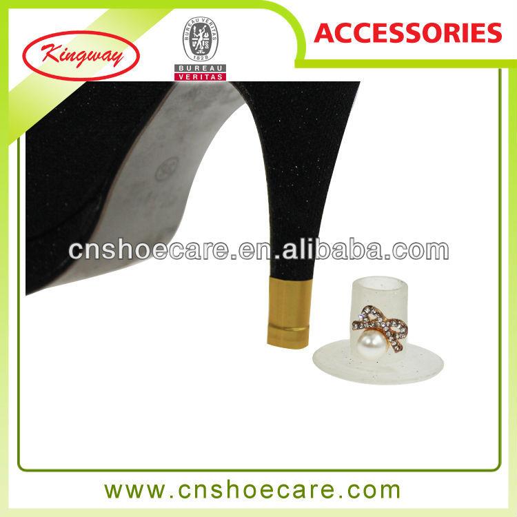 Clear Circular High Heel Shoes Condoms