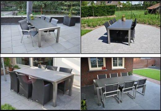Granite Outdoor Table Top