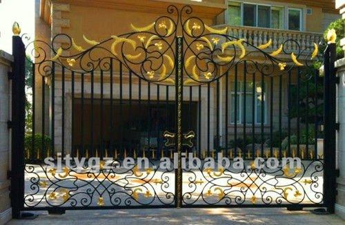 Modern Iron Gate Design For House