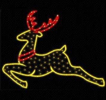 Christmas Reindeer Led Motif Light - Buy Led Motif Light,Christmas ...