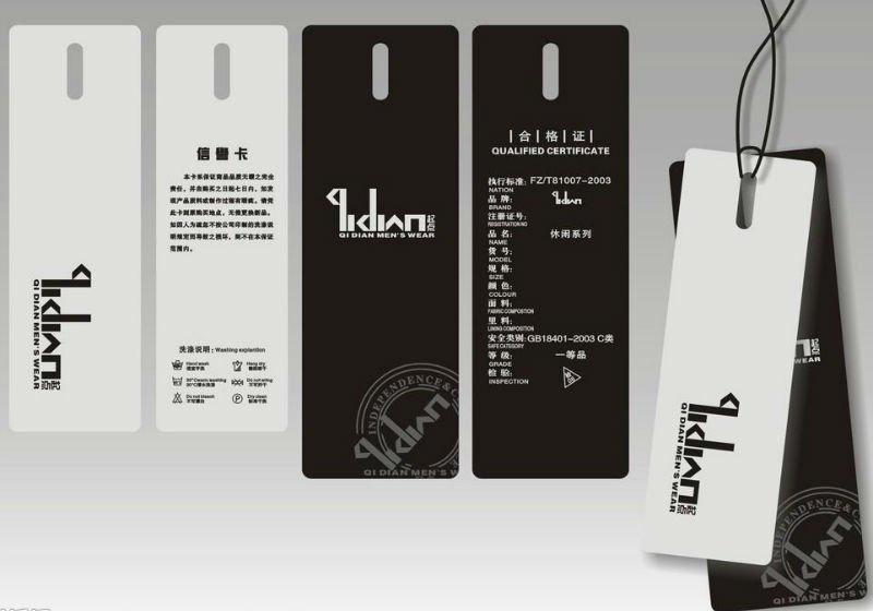 Fashion Hang Tags Design - Buy Hang Tags Design,Jeans Tag Designs ...