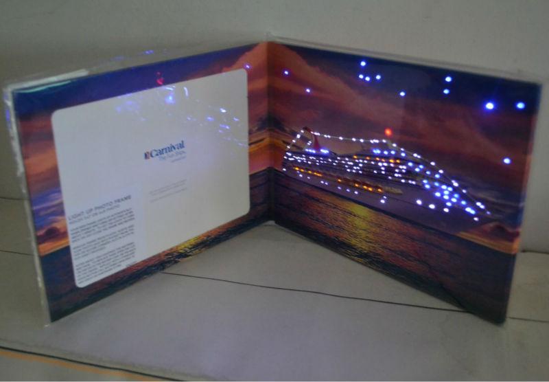 Led invitation design paper card craft supplies buy