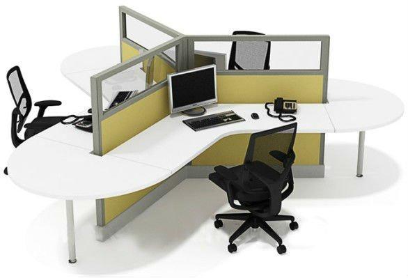 office cube design. Crossing Shape Modular Workstation Desk For Office Cubicle Design Cube