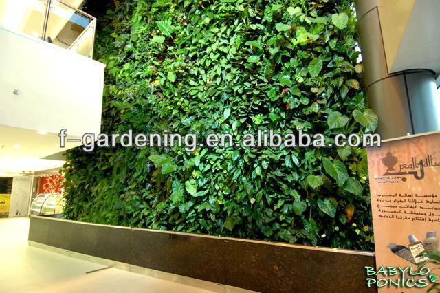 Vertical Green Indoor Plant Wall ,garden Indoor Plant Wall, Artificial  Garden Green