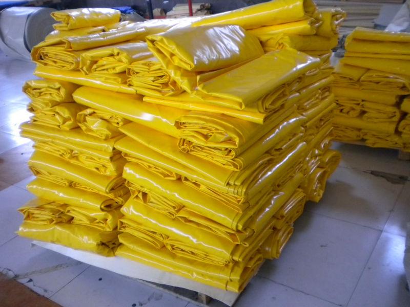 Vinyl Coated Nylon Fabric 4