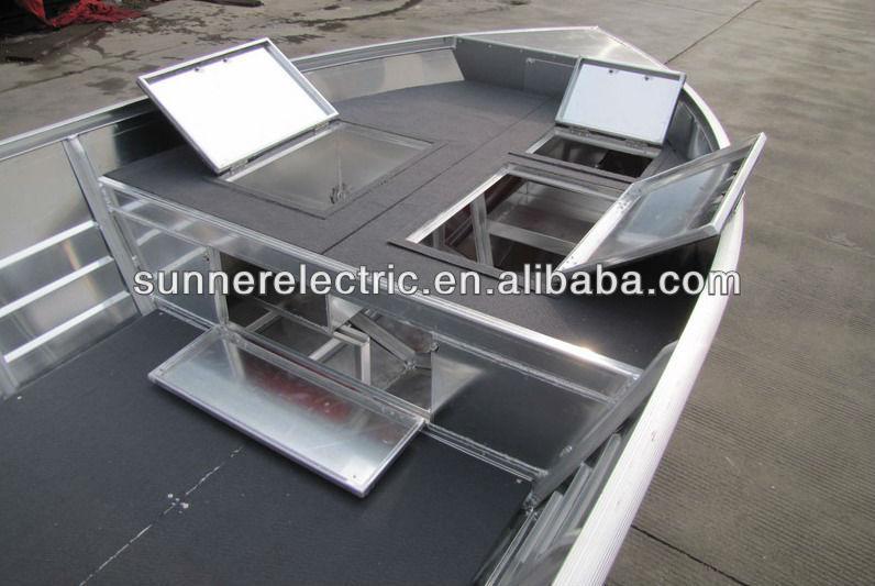 13ft All Welded Aluminum Bass Boat Buy Aluminum Bass