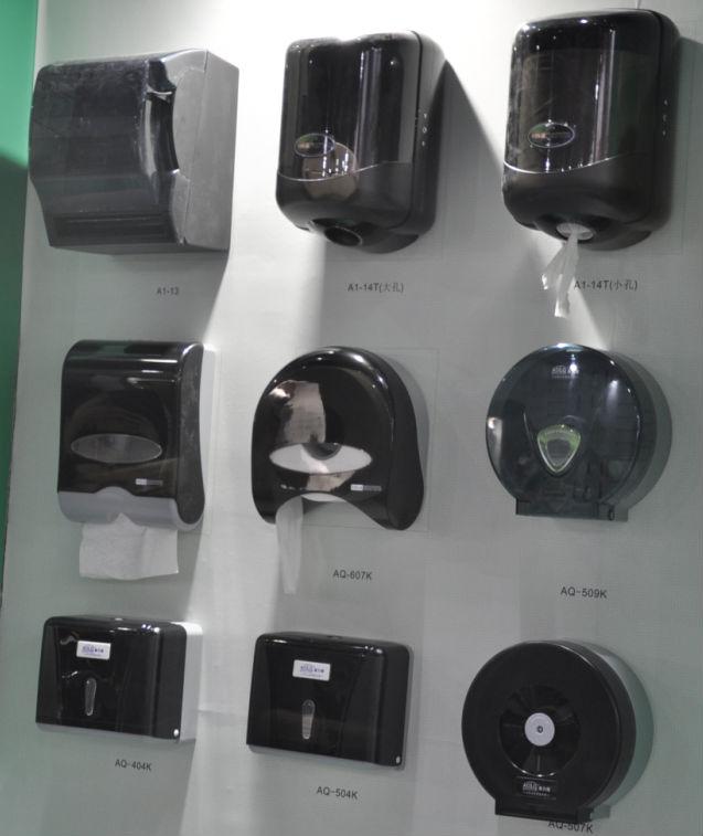 137b9f3e9c7 Plastic Auto Cut Paper Towel Dispenser