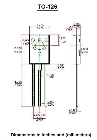 Power Transistor D882