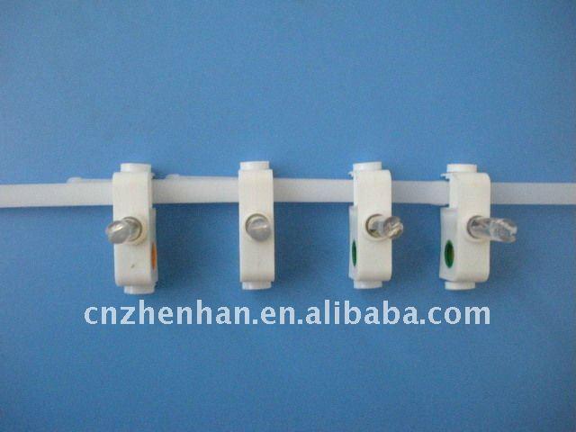 Vertical Blind Components 100mm Plastic Spacer For