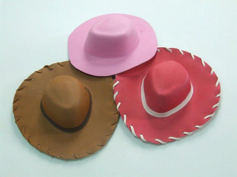 Chapéu Da Espuma De Eva Na Cor Vermelha Bonito Para Cowboy - Buy Eva ... 5075fd2484