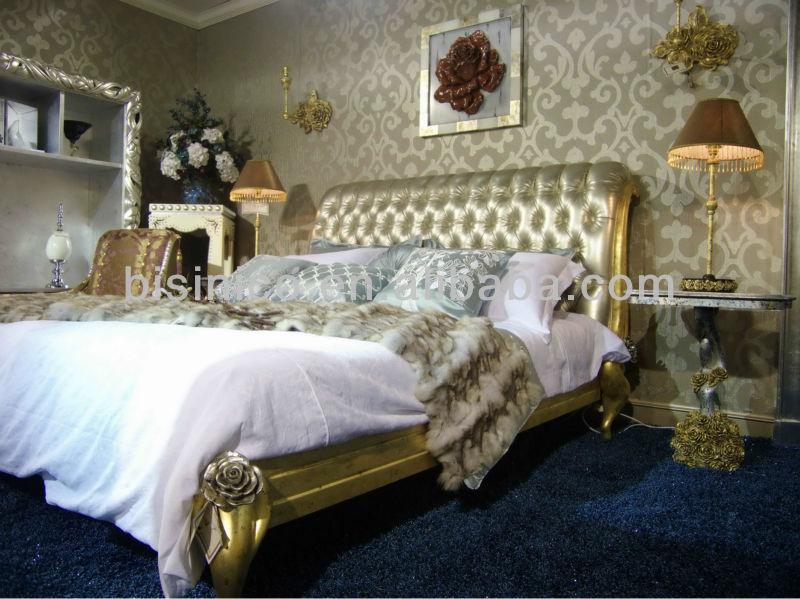 . Luxury European Modern Bedroom Set Wood Carving Bed Bedroom  Furniture b51031    Buy Bedroom Set Hand Carved Bedroom Furniture  Sets Italy Furniture