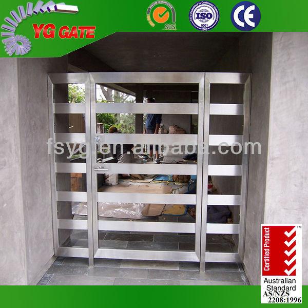 Villa Stainless Steel Gate Design