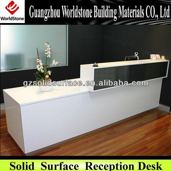 Modern Design Nurse Station Reception Desk Table Counter