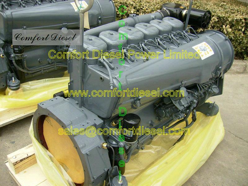 912 s u00e9rie deutz moteur de refroidissement par air pour