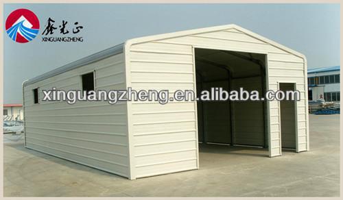 pas cher mobile moderne voiture garage structure en acier pr fabriqu pliage voiture garage. Black Bedroom Furniture Sets. Home Design Ideas