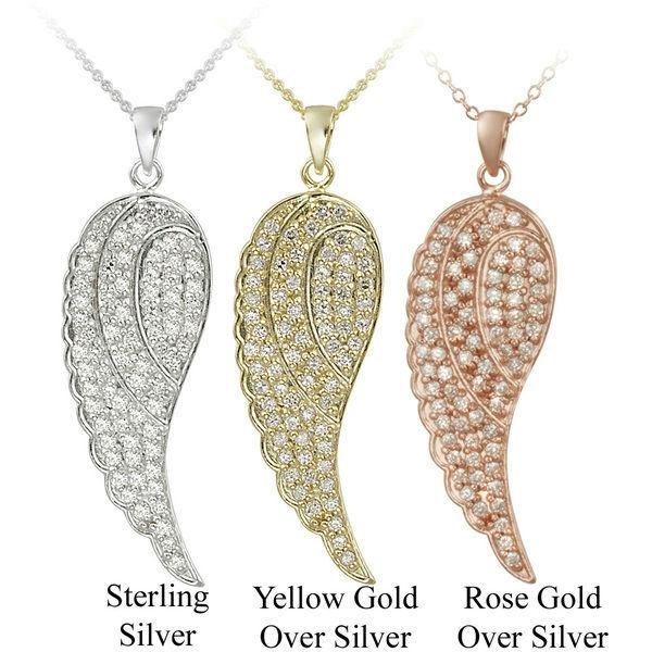 Factory price 925 sterling silver angel wings necklace silver factory price 925 sterling silver angel wings necklace silver angel wings pendant angel wings jewelry aloadofball Gallery