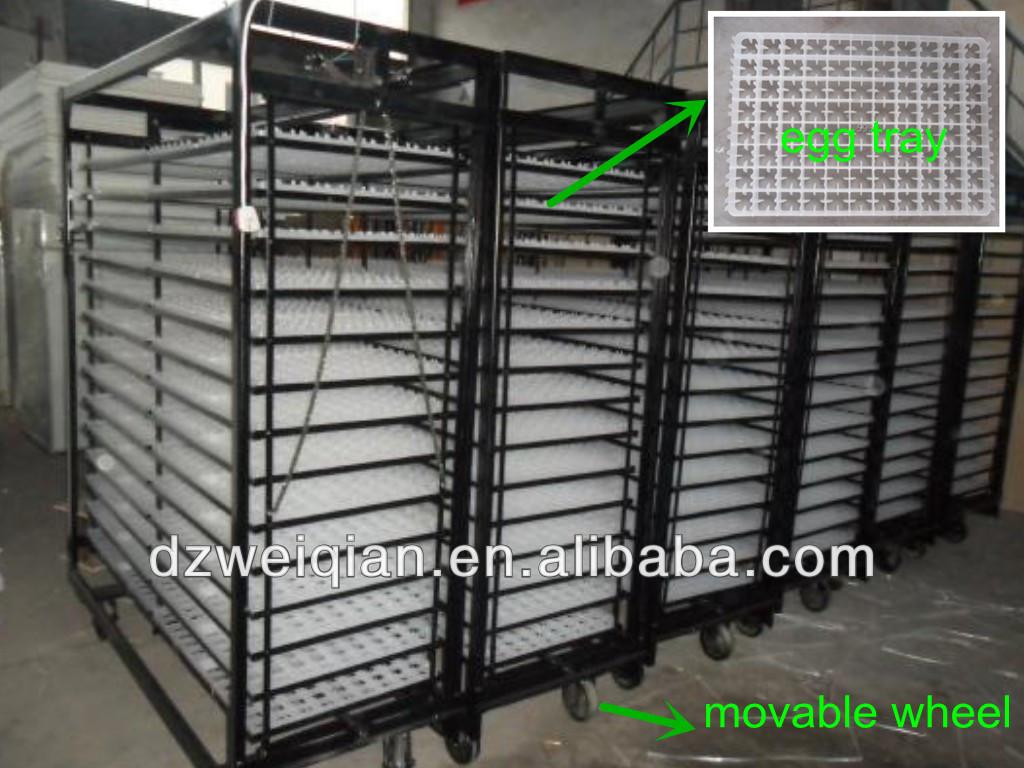 30000 Eggs Large Capacity Egg Incubator/chicken Egg ...