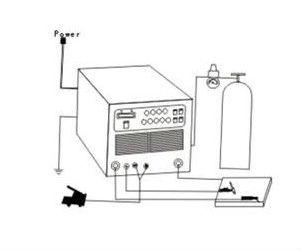 Brand new CE Inverter AC/DC Pulse TIG MMA inverter welding machine welder WSME200