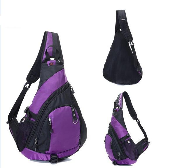 2014 Trendy Sports Triangle Sling Bag (esc-sb013) - Buy Triangle ...