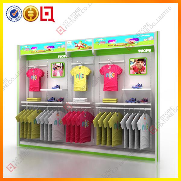 exhibición de muebles para niños tiendas de ropa - buy product on