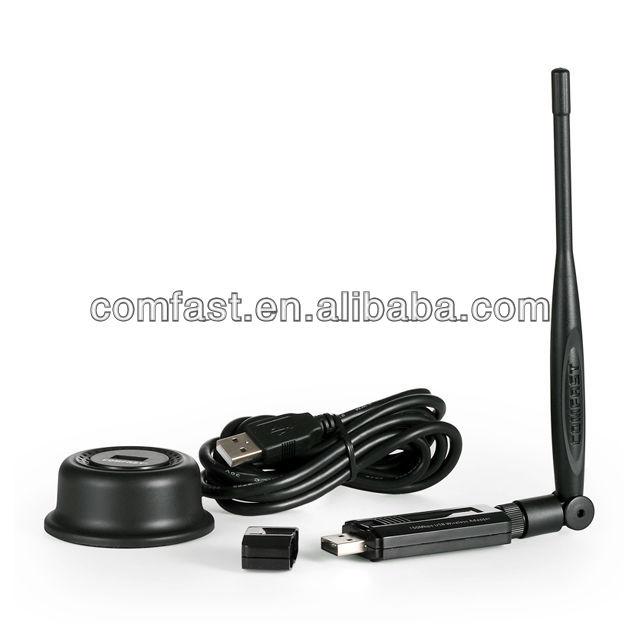 Ar9271 Chipset Mini Wireless Usb Adapter Universal Usb Wifi Adapter  Wireless Network Card Cf-wu760nl - Buy Usb Mic Adapter,Eudp Speed High  Power