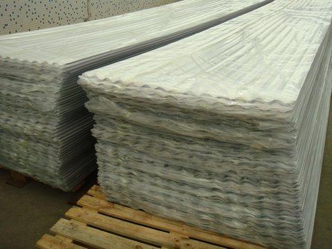 Corrugated Roof Tile Polycarbonate Corrugated Sheet Pc