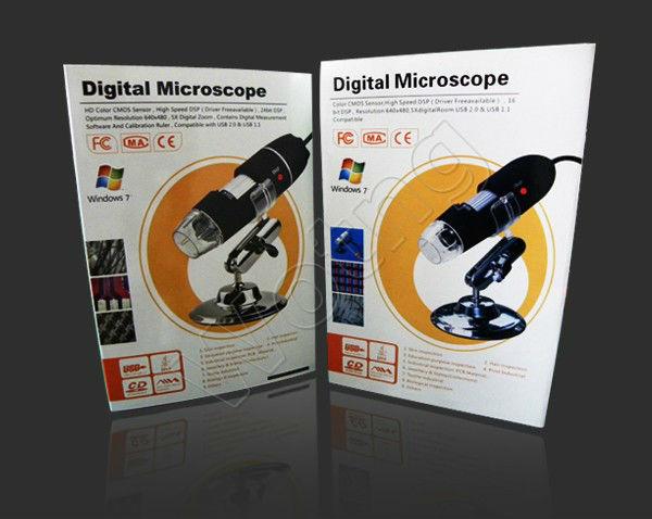 Coolingtech Microscope