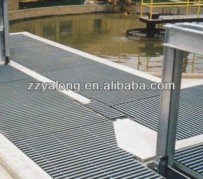 Industry Fiberglass Drain Cover Pultruded Frp Plastic