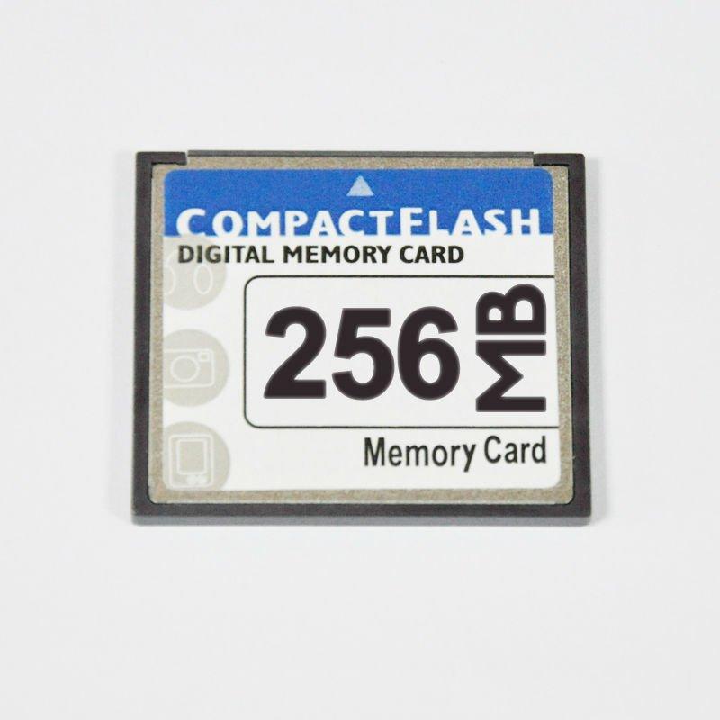 256M CF card, compact flash card
