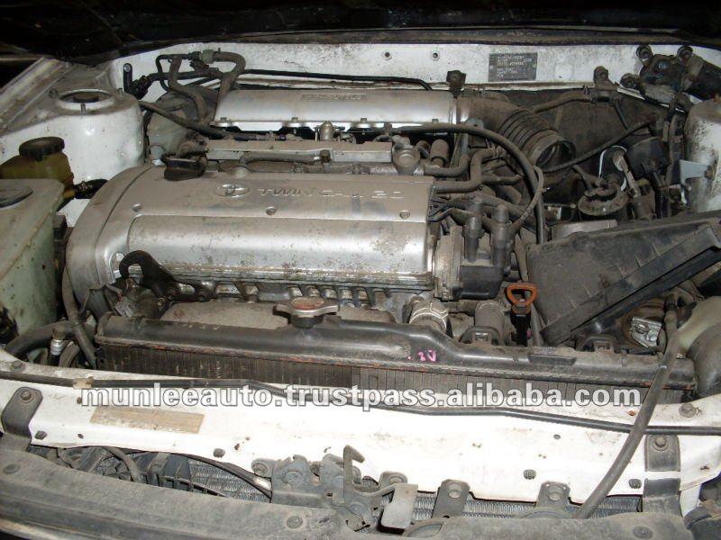 High Quality Jdm Used Engine For Car Toyota 4age 20v Halfcut Complete Swap  - Buy Halfcut,4age 20v,Ae111 Product on Alibaba com