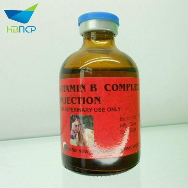 Vitamin B Complex Injection For Cow Medicine
