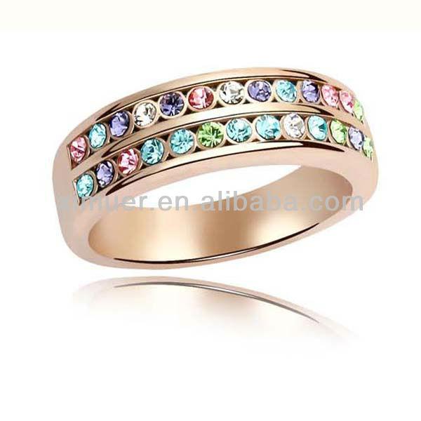 New design gold finger ring big stone ring designs View finger