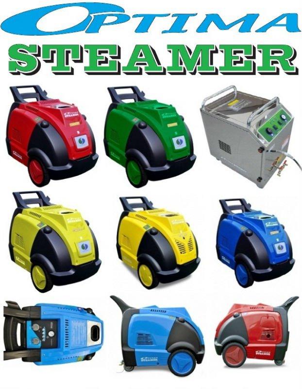 optima steamer steel cover model steam car wash buy. Black Bedroom Furniture Sets. Home Design Ideas