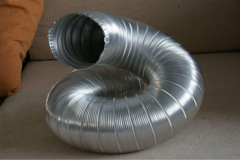 Air Conditioning Flexible Duct : High quality hvac system semi rigid aluminum flexible air