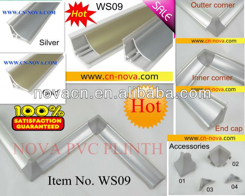 Clear Kitchen Plinths,Pp Plinth,Wall Seal Profile,Kitchen Plinth ...