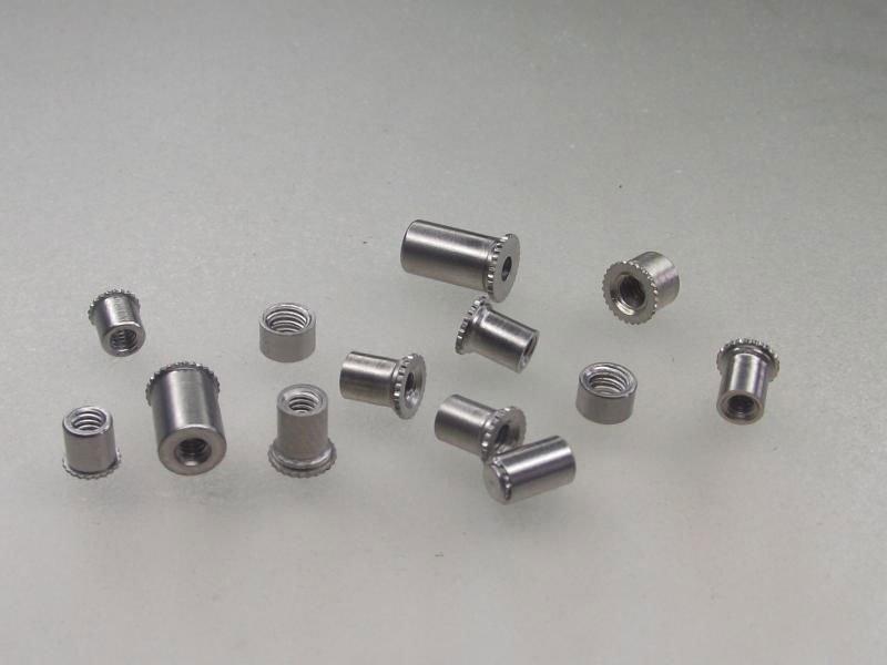 Sheet Metal Fixing Stud Buy Metal Clothing Studs Inserts