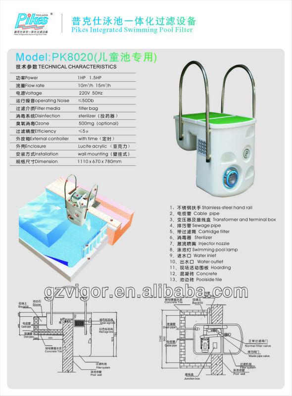 Children Swimming Pool Equipment Water Filter System Buy Children Pool Equipment Swimming