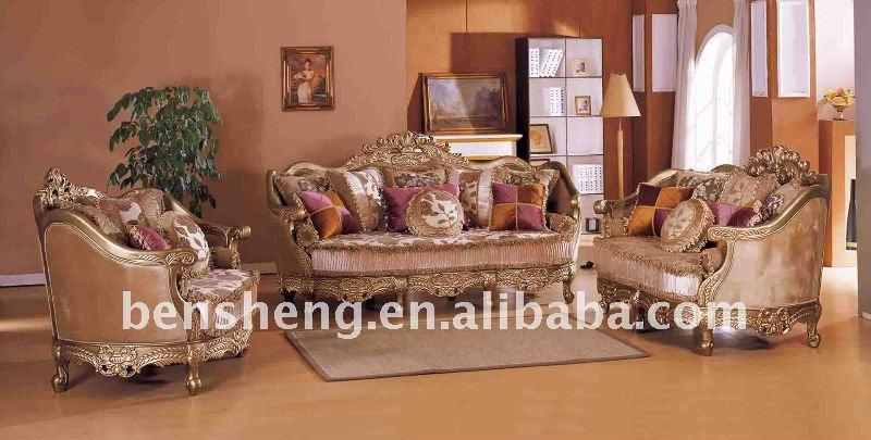 Royal Furniture Sofa Set S2912